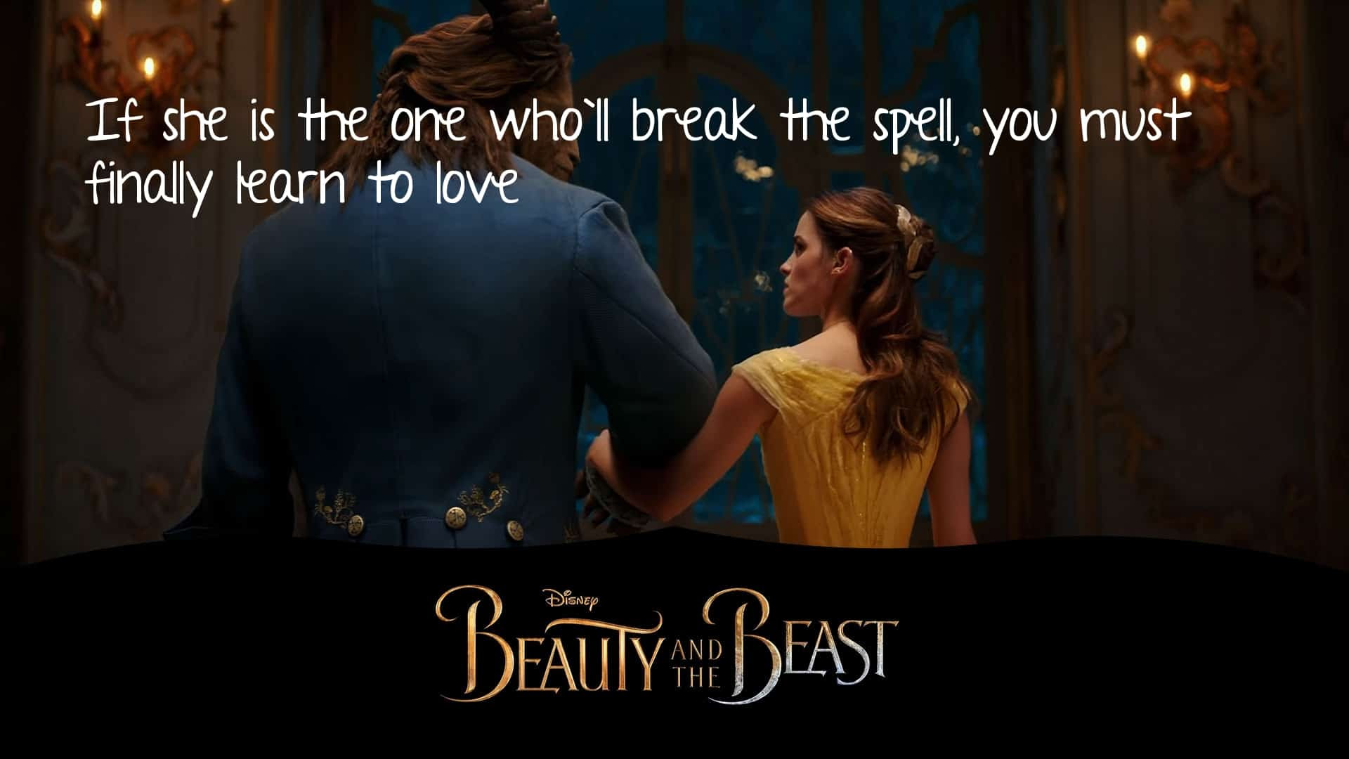 Get Here Funny Beauty And The Beast Quotes