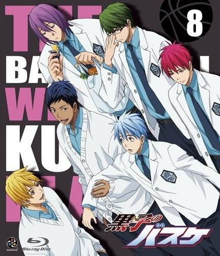 Kuroko No Basuke Season 1-2
