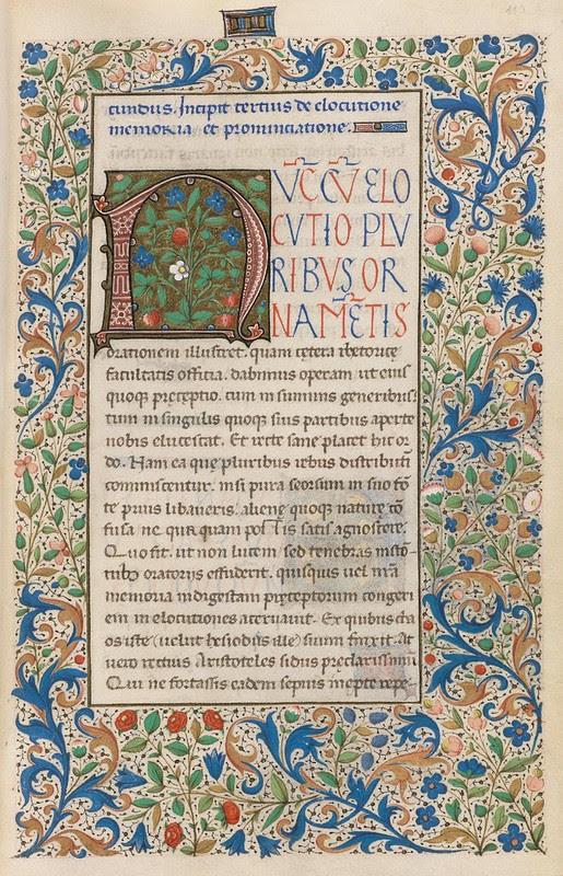 113r - Cod. Bodmer 176 (Rhetorica - 1471)
