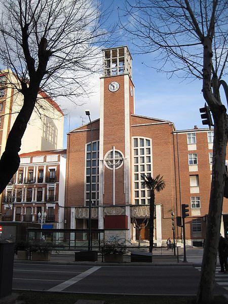 Resultado de imagen de parroquia la inmaculada de valladolid