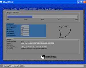 Symantec Ghost 8.2