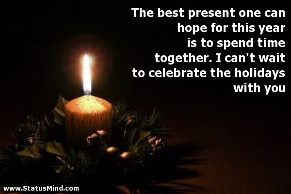 The Best Present One Can Hope For This Year Is To Statusmindcom