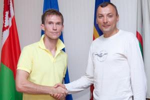 Глеб вернулся в Беларусь