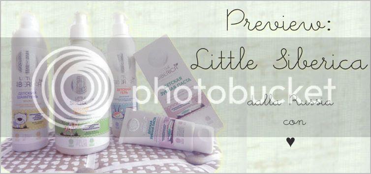 prodotti little siberica