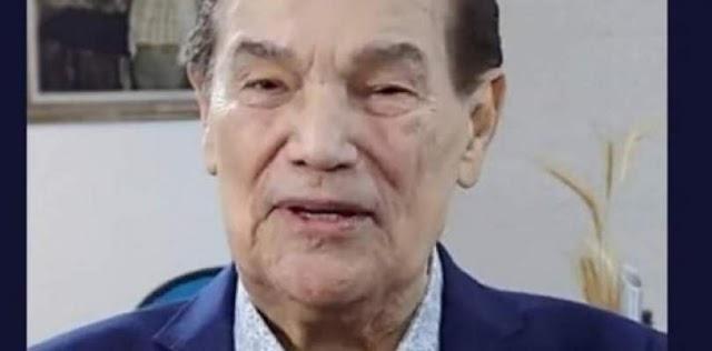 Líder espírita, Divaldo Franco é internado em UTI de hospital em Salvador