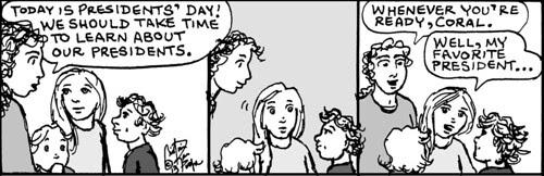 Home Spun comic strip #786