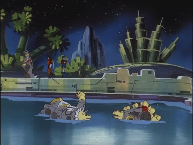 File:Grimlock's New Brain Dinobots fishing.JPG