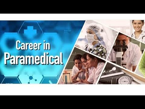 Career in paramedical