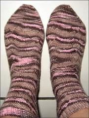 Little Monkey Foo Foo socks