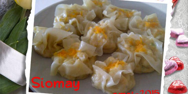 Resep Siomay Dimsum Uenakk...^-^ Oleh Amei