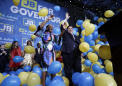 Democrats wrest power from Republicans at the state level