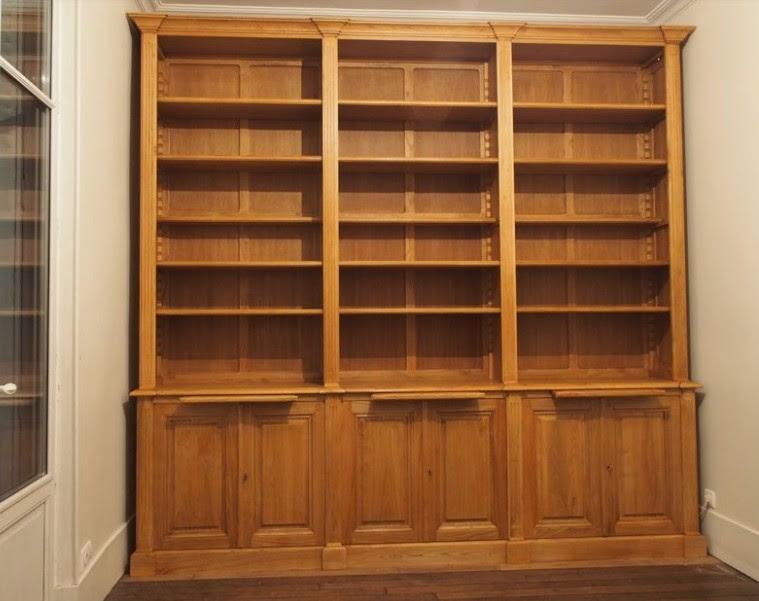 librerie a parete su misura trento