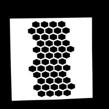 Petek Stencil Ucuza Satın Alın Petek Stencil Partiler Petek Stencil