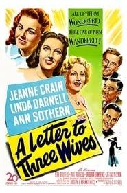 A Letter to Three Wives online videa teljes letöltés hd blu ray 1949