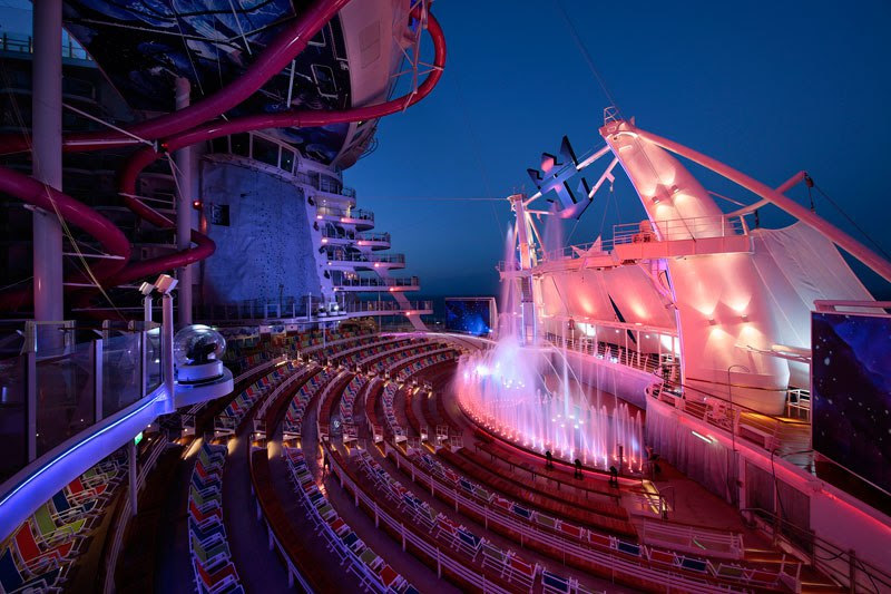 Harmony of the Seas: a bordo do maior navio de passageiros do mundo 06