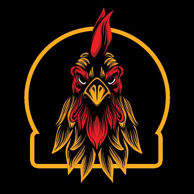 Tạo Logo Gà Trống Cực Ngầu Trên Điện Thoại