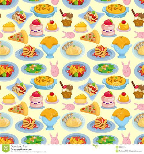 Cartoon Food Wallpaper   WallpaperSafari
