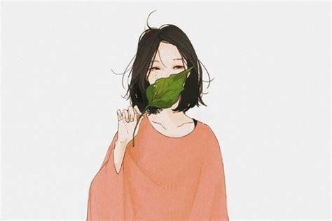 aesthetic anime anime boy anime girl colorful image