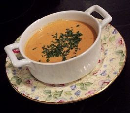 Lobster Bisque. Photo by BarbryT