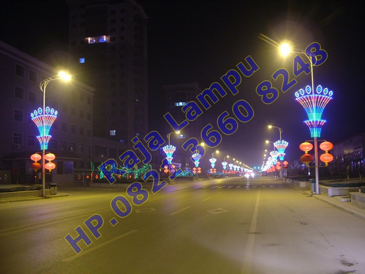 Lampu Hias Tiang PJU (13)