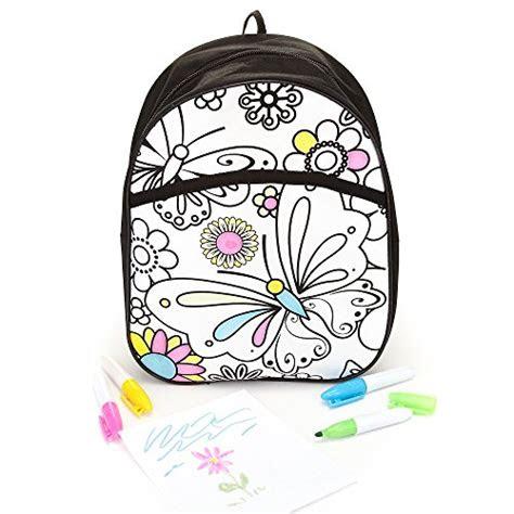 color  fun mini backpack  children arts