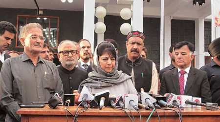 Ramzan ceasefire: Mufti welcomes Centre's decision, Omar warns militants on being exposed as 'people's enemies'