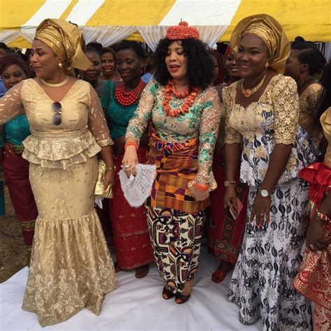 More Photos & Videos From Monalisa Chinda?s Traditional