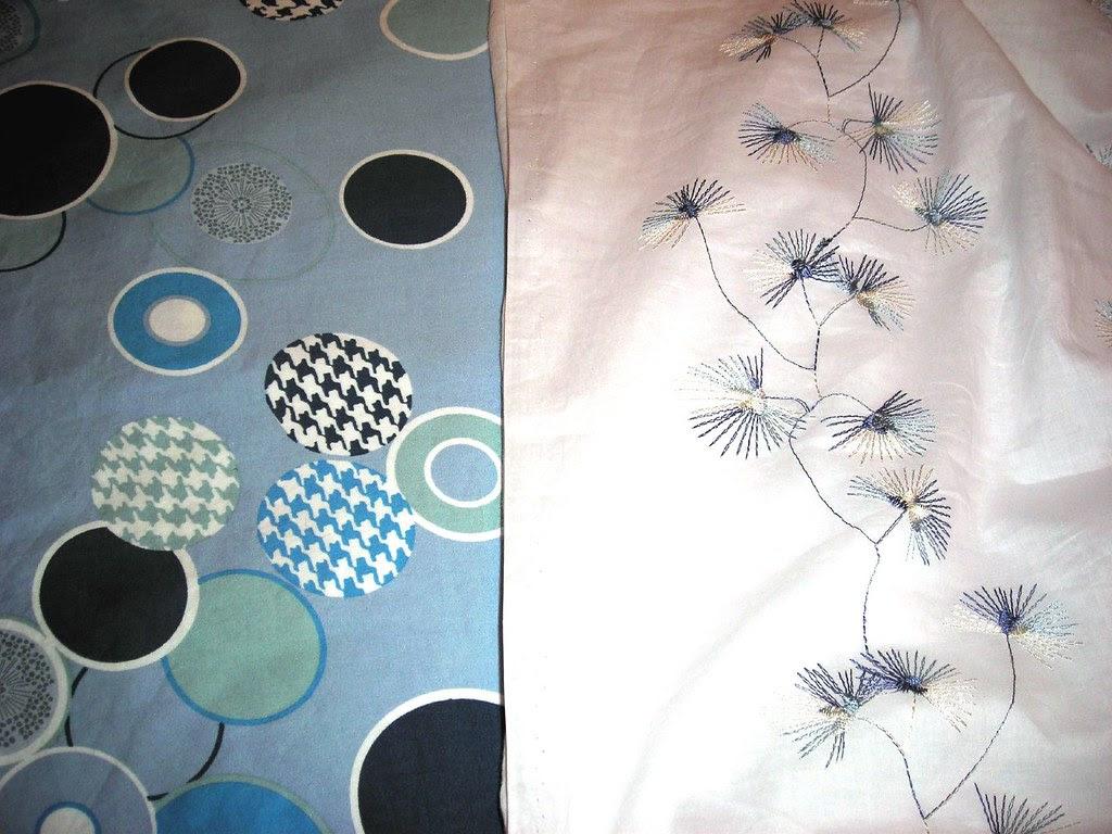 Paris Fabrics, May 08