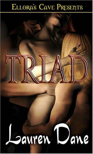 Triad (Witches Knot, #1)