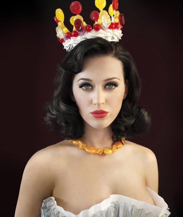 Eye Candy: Katy Perry é a rainha de namorados nesta última sessão para promover seu novo álbum