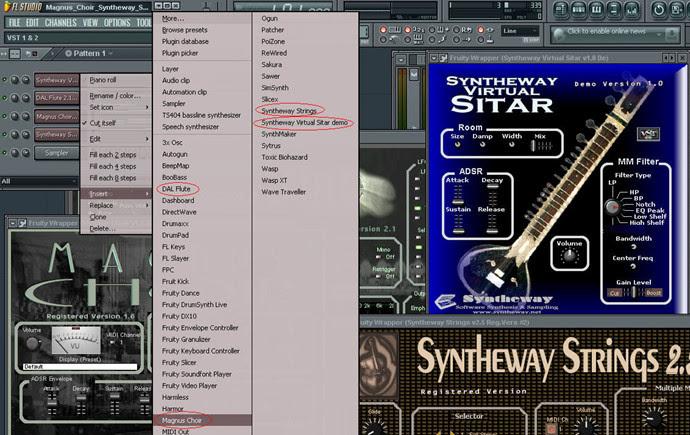Fl studio 12 nexus vst download
