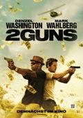 2 Guns Filmplakat
