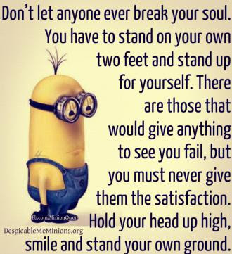 Joke For Tuesday 01 March 2016 From Site Minion Quotes Dont Let
