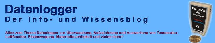 Datenlogger - Der Info- und Wissensblog!