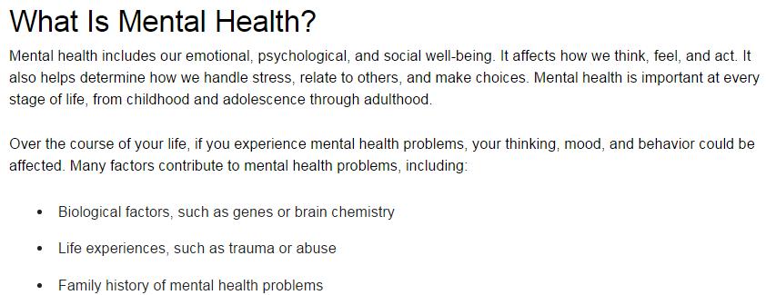 Aetna Behavioral Health Condition Management - SPC Wellness