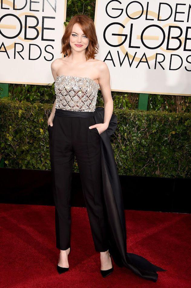 2 Le Fashion Blog 5 Best Golden Globe Awards 2015 Looks Style Red Carpet Emma Stone Embellished Bodice Lanvin Jumpsuit photo 2-Le-Fashion-Blog-5-Best-Golden-Globes-2015-Looks-Style-Emma-Stone-Embellished-Bodice-Lanvin-Jumpsuit.jpg