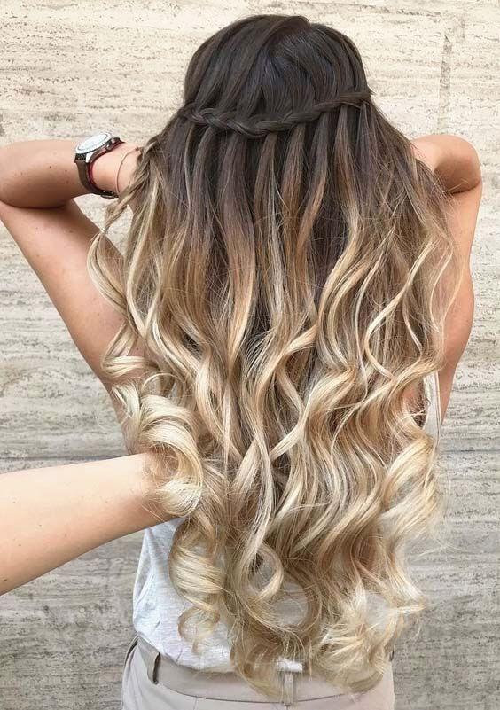 30+ Easy Hairstyles for Summer Break