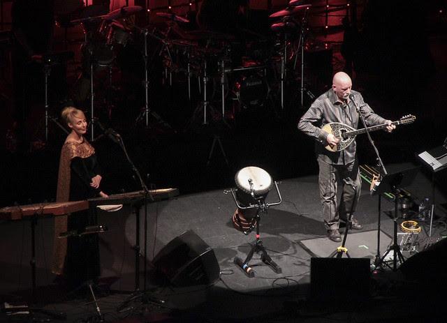 Dead Can Dance - Concert at Royal Albert Hall, London 26/10/2012