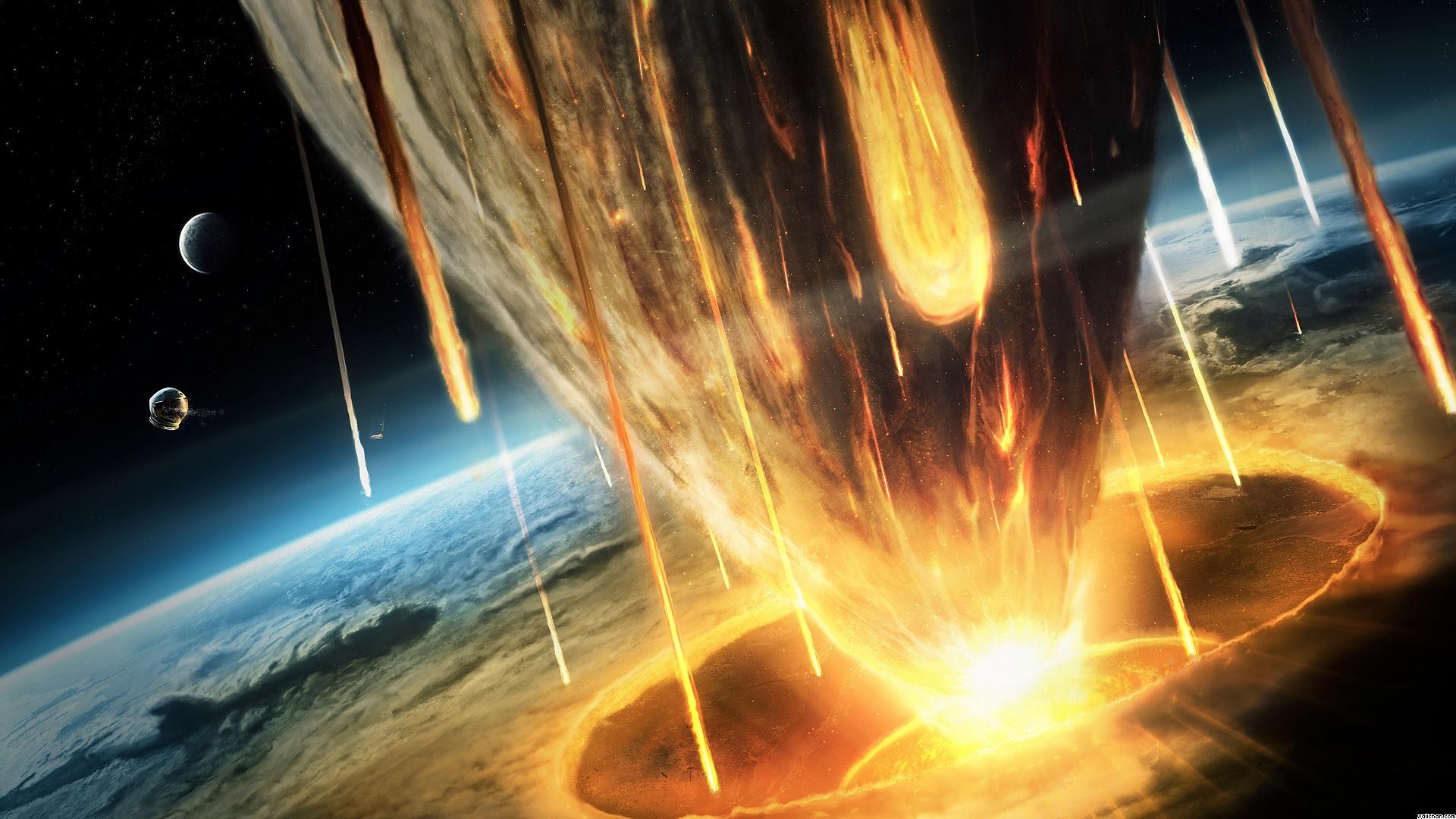 End Of The World Doomsday Destruction Wallpaper 30866067 Fanpop