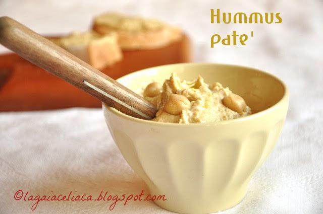 hummus paté