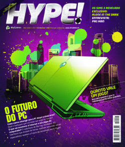 Hype! level 7 cover