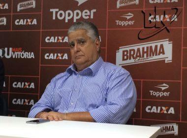 Agenor Gordilho rompe com Ivã de Almeida e entrega cargo de vice-presidente