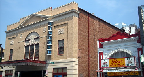 Lincoln Theatre and Ben's Chili Bowl