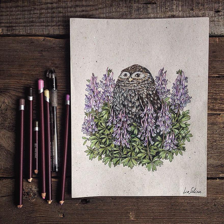 ilustraciones-cuentos-hadas-lapices-colores-lia-selina (5)