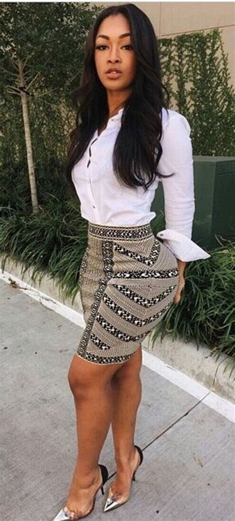 Sexy Outfits To Show Off That Curvy Figure   Women Fashion