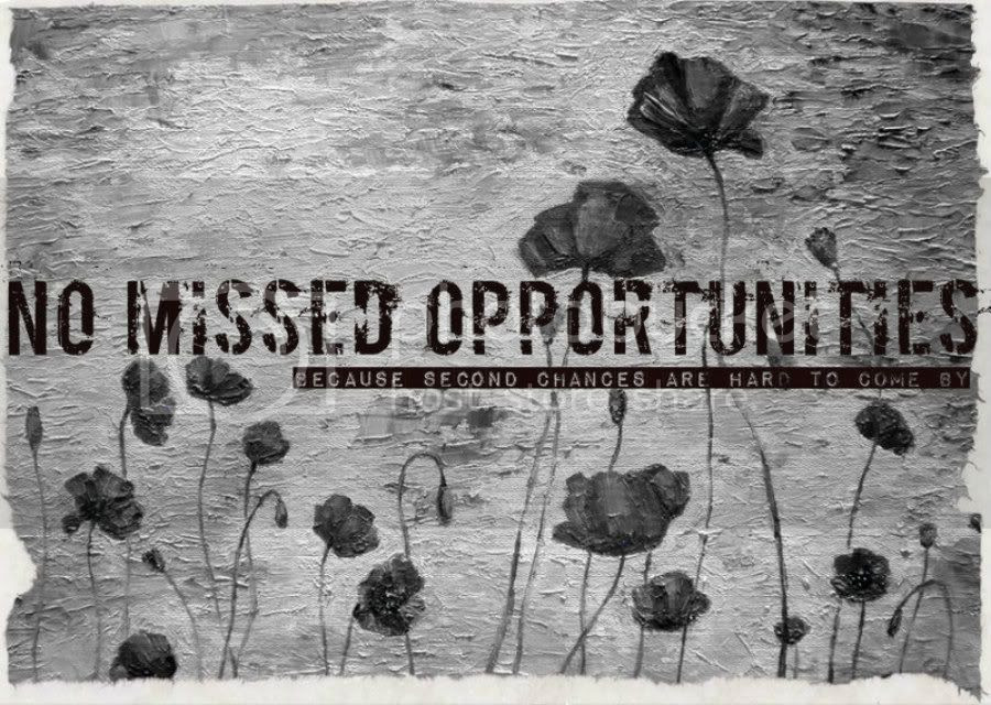No Missed Opportunities