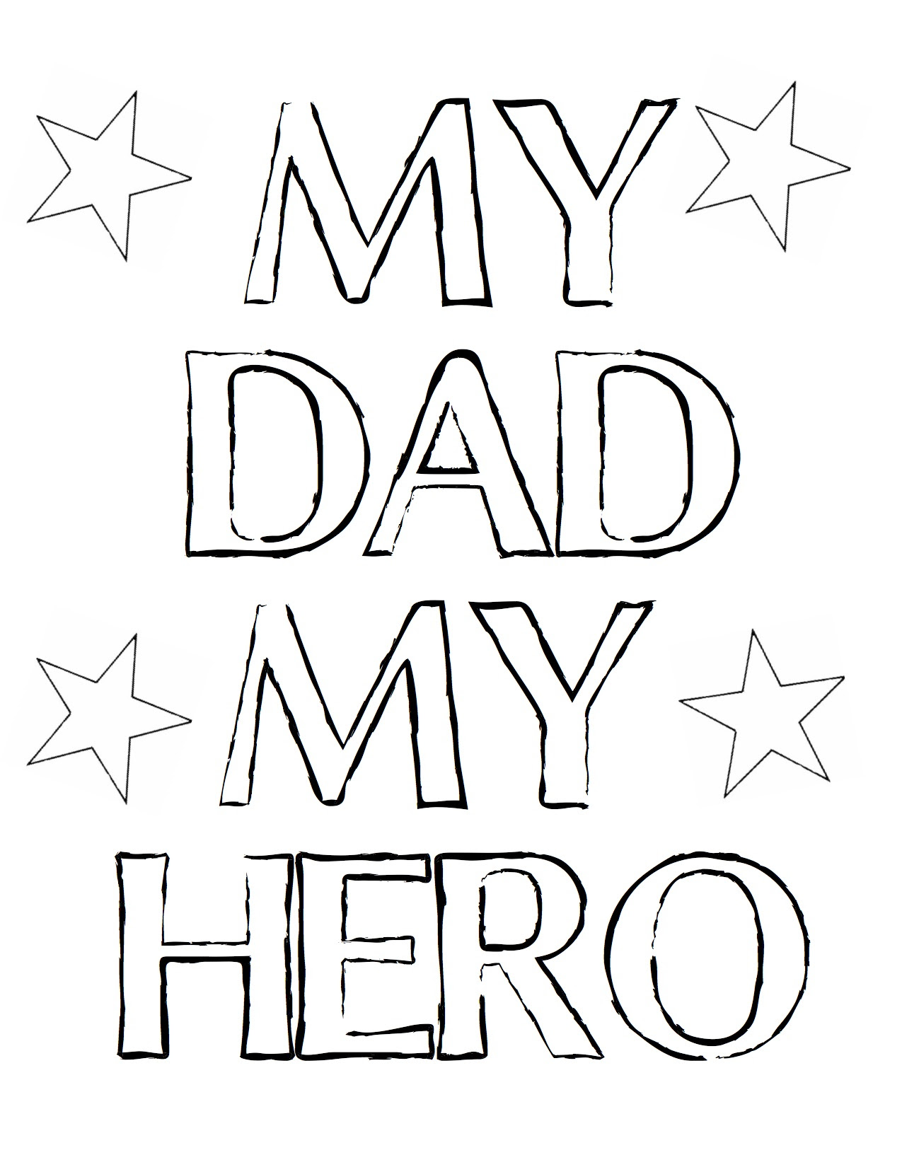 Free Fathers Day Printables and MORE! - The DIY Village