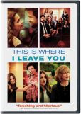 Video/DVD. Title: This Is Where I Leave You