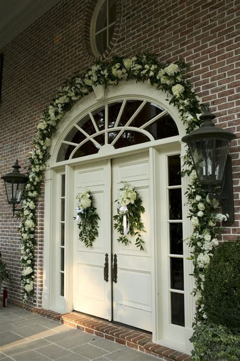 45 best Front Door Decor images on Pinterest   For the