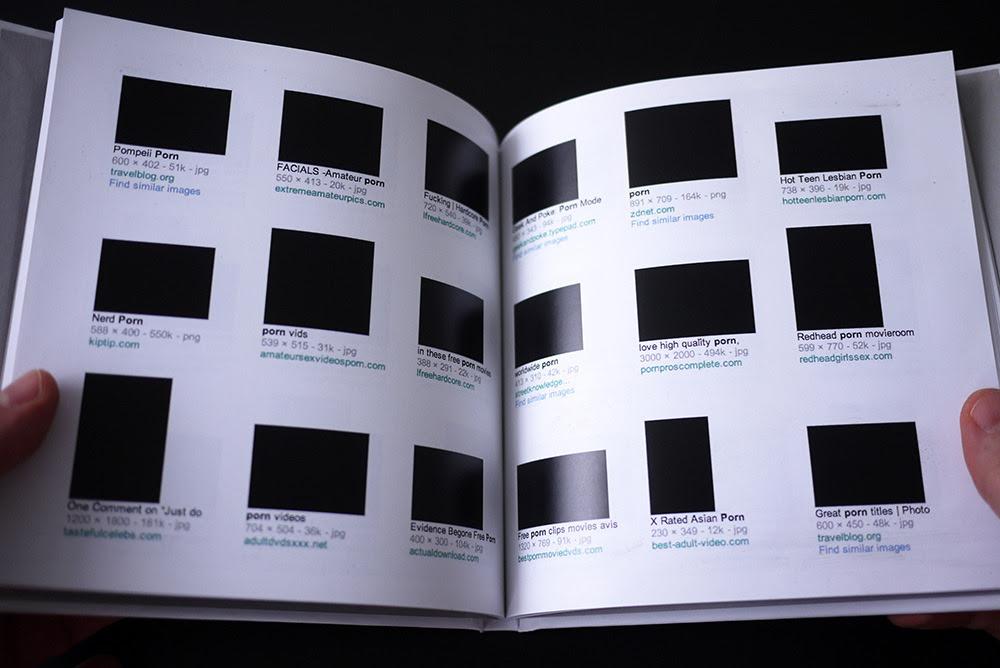 Schmidt, Andreas.Porn. PoD, 2012, 80 pages.